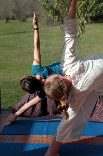 rocklyn ashram gallery  yoga association of victoria