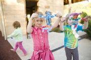 Childrens Yoga - Sangha Sangita Yoga Festival