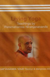 Living Yoga DVD