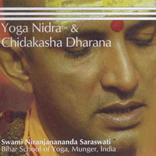 Yoga Nidra + Chidakasha Dharana