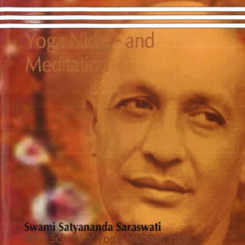 Yoga Nidra + Meditation   Sw Satyananda Saraswati