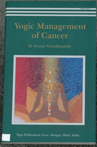 Yogic Management of Cancer