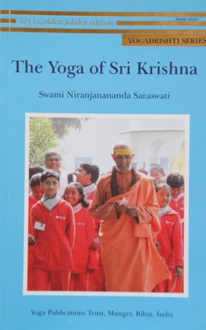 The Yoga of Sri Krishna