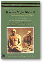 Karma Yoga Book 5 - Expressions of the Mind