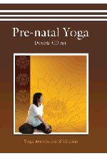 Pre-natal Yoga Book + Double CD