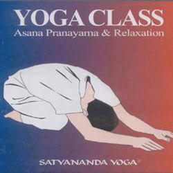 Yoga Class Asana Pranayama and Relaxation