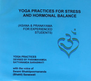 Yoga Practices for Stress and Hormonal Balance