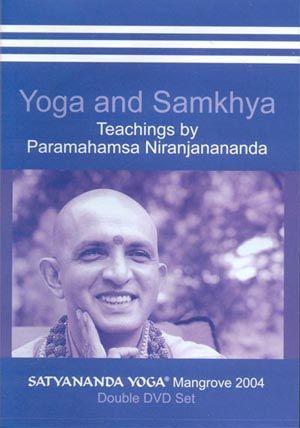 Yoga and Samkhya DVD set