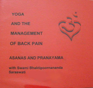 Yoga and the Management of Back Pain